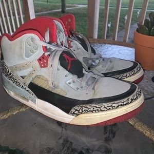 Men's Nike Jordan Spizike Basketball Shoe Size 12